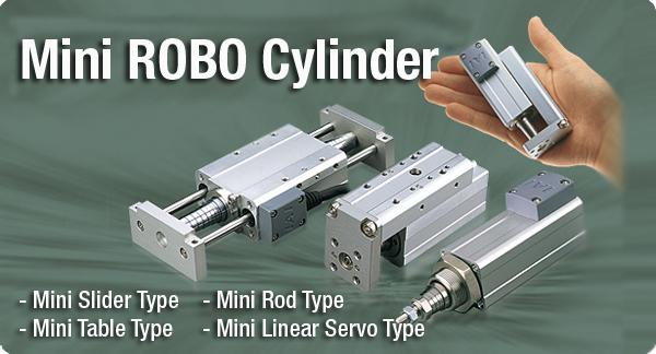 Mini Robocylinder