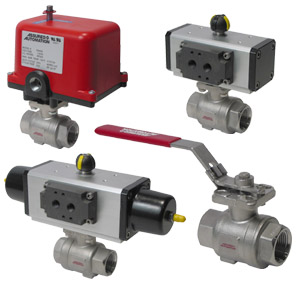 assured automation valves