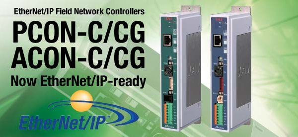 IAI Ethernet